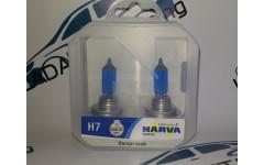 Лампы с ксеноновым эффектом Xenon Look H7