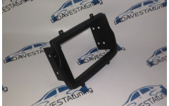 Переходная рамка INTRO для установки 2 din магнитолы Лада Веста