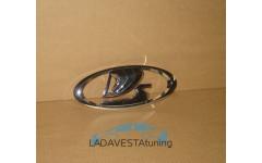 Логотип Ладья решетки радиатора Лада Веста