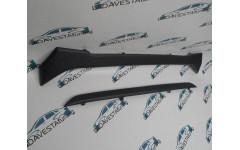 Зимняя заглушка нижняя на решетку радиатора Лада Веста СВ Кросс