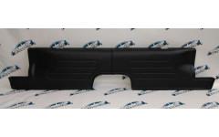 Накладки на ковролин задних сидений Лада Веста
