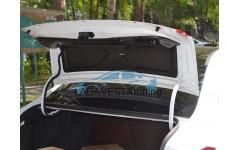 Обивка крышки багажника Икар-Пласт Лада Веста седан